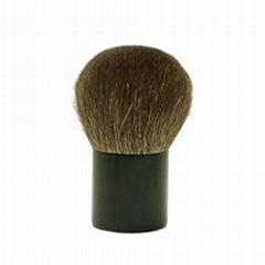 厂家供应底座刷动物毛磨具刷美容美妆化妆工具 可定制