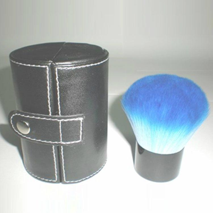 厂家供应底座刷动物毛磨具刷美容美妆化妆工具 可定制 2