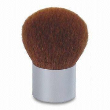 廠家供應美妝美容工具底座刷粉底刷化妝掃 可定製 2