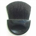 厂家供应高质量底座刷 磨具刷化妆粉刷 美容美妆工具 可定制 3