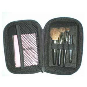 厂家新妍美化妆刷供应迷你4支化妆套刷 礼品化妆刷