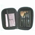 Manufacturers  supply MINI 4 sets of cosmetic brush Gift makeup brush