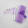 XINYANMEI Manufactury Supply Purple Makeup Brush Set  3