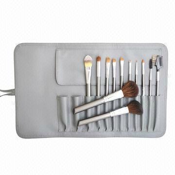 新妍美厂家供应化妆刷12支装 美容美妆工具 2