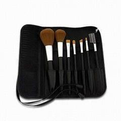 新妍美廠家供應動物毛化妝套刷美容美妝工具 化妝掃