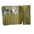 新妍美廠家供應精美化妝套刷7只裝 PU化妝包 美容美妝化妝工具 3