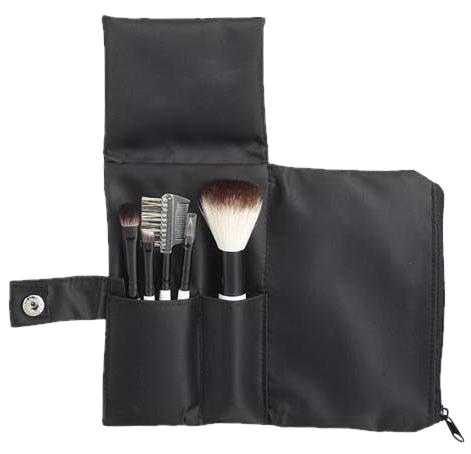 新妍美廠家供應5支裝便攜款化妝套刷 可做禮品美容美妝化妝掃 1