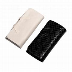 新妍美供應精美時尚皮革化妝包 化妝刷收納包