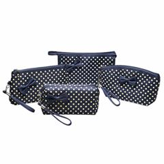 新妍美供應精美貝殼化妝包時尚禮品化妝包 可定製