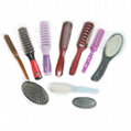 Hair Comb Cosmetic comb comb mirror set