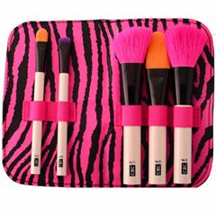 禮品裝5支迷你套裝化妝刷美容工具化妝掃