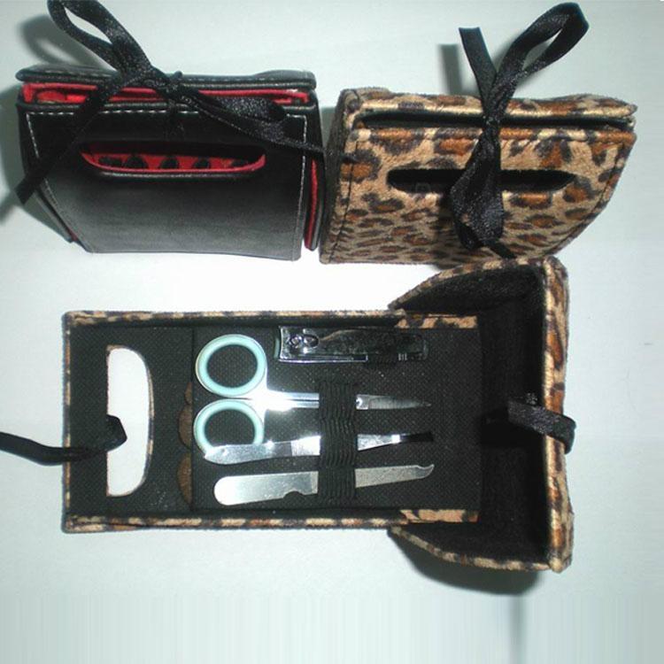 新妍美供应OEM美容用品指甲护理套装工具 4