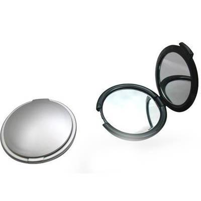 新妍美供應圓形輕便易攜帶禮品化妝鏡 可定製 1