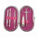 新妍美供應OEM美容用品指甲護理套裝工具 3