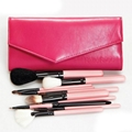 XINYANMEI Manufactury Supply Purple Makeup Brush Set  4