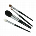 XINYANMEI Manufactury Supply 4PCS Mini Makeup Brush Set