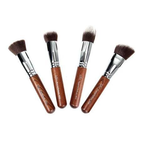 XINYANMEI Manufactury Supply 4PCS Mini Makeup Brush Set