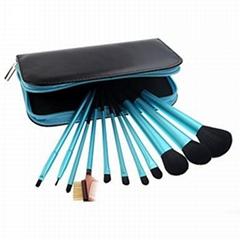 新妍美廠家供應化妝刷12支裝 美容美妝工具