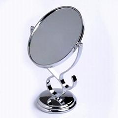 廠家供應新妍美精美站立式化妝鏡 多色可選