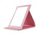 mini foldable cosmetic mirror collapsible makeup mirror