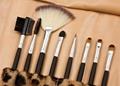 hot sale fashion Leopard 12PCS makeup brush set cosmetic brush  set