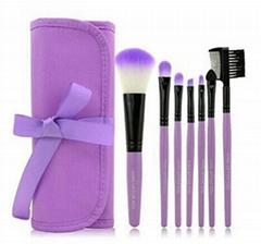 新妍美供应高档礼品装化妆套刷 美容美妆工具