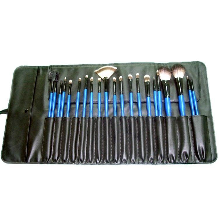 Manufactury Supply 21PCS Makeup Brush Set  shenzhen OME brush  factry 3