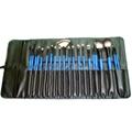 厂家供应21支专业化妆套刷美容化妆工具深圳OEM化妆刷厂家 3