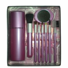 fashion brush set gift box brush set cosmetic tools