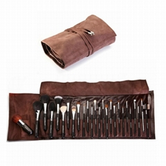 26Piece Makeup Brush Set for Artist Goat hair brush kit