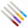 XINYANMEI Supply Nail Art Glass File Can