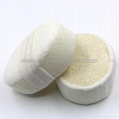 個人洗護純天然 大豆纖維橢圓形沐浴擦身體洗澡工具工廠OEM定製