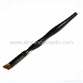 Manufactor OEM Long Rod Curve Cosmetic Brush New Pattern 5 Makeup Brush Set