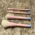 Manufactor OEM Animal Hair Pink Three-dimensional Head Four Sets Of Brush