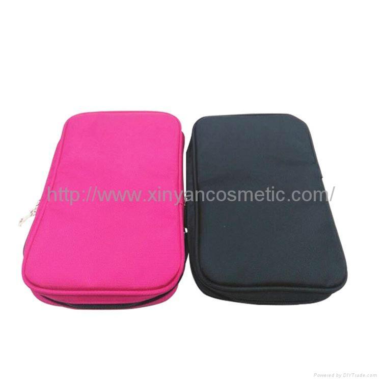 厂家OEM 便携款多功能大容量礼品化妆刷工具套装 3