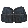 廠家OEM 便攜款多功能大容量禮品化妝刷工具套裝 4