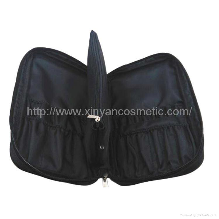 厂家OEM 便携款多功能大容量礼品化妆刷工具套装 8