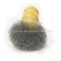 Pure natural Zhu Zongmao Shaving brush Men shaving helper Beard brush