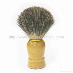 供應馬毛剃須刷/胡刷/修面刷/泡沫刷男士必備適合特別濃密鬍鬚刷子