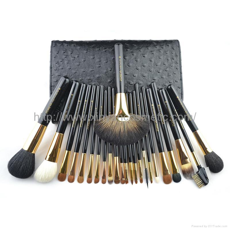 Manufacturer OEM/ODM 24 high-end animal professional makeup brush set