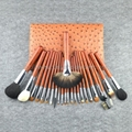 Manufacturer OEM/ODM 24 high-end animal professional makeup brush set