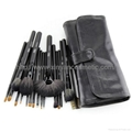 Manufacturer OEM/ODM 19 professional animal hair brush set