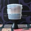 厂家来样定制干湿两用粉底化妆刷美妆工具酒杯形化妆扫 3