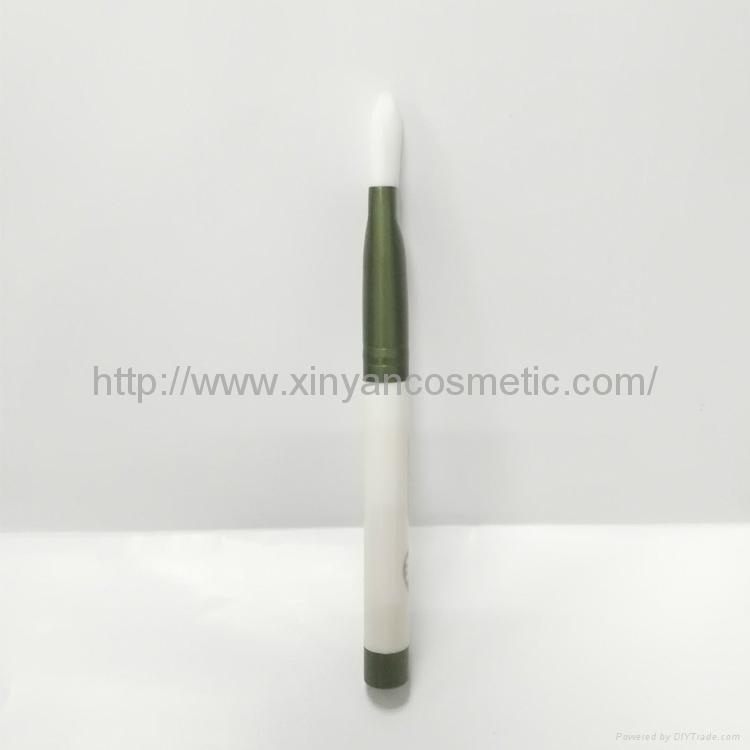 廠家供應精緻軟毛面膜刷 DIY面膜工具 美妝美容化妝掃 潔面刷  2