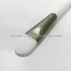厂家供应精致软毛面膜刷 DIY面膜工具 美妆美容化妆扫 洁面刷