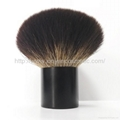 Manufacturer supply Animal hair mushroom cloud portable short Foundation Brush