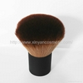 Manufacturer supply Man-made fiber Portable Foundation Brush Stand Blush Brush