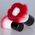 Manufactury Supply Flower Kabuki Powder Brush  Halloween Gift Idea