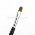 厂家OEM定制银色火箭筒便携款唇刷阿里巴巴批发店铺热销款 6