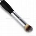 廠家供應木柄進口人造毛暢銷眼影刷 禮品化妝刷 6